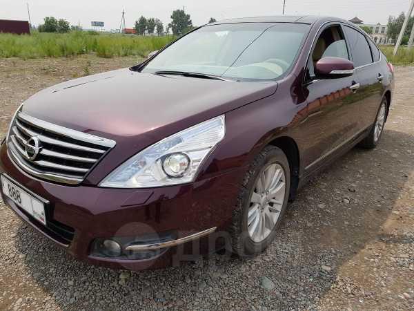 Nissan Teana, 2012 год, 830 000 руб.