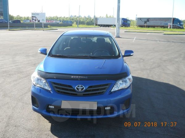 Toyota Corolla, 2010 год, 580 000 руб.