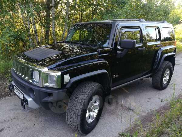 Hummer H3, 2009 год, 1 070 000 руб.