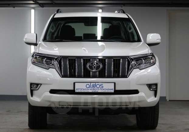 Toyota Land Cruiser Prado, 2018 год, 3 332 000 руб.