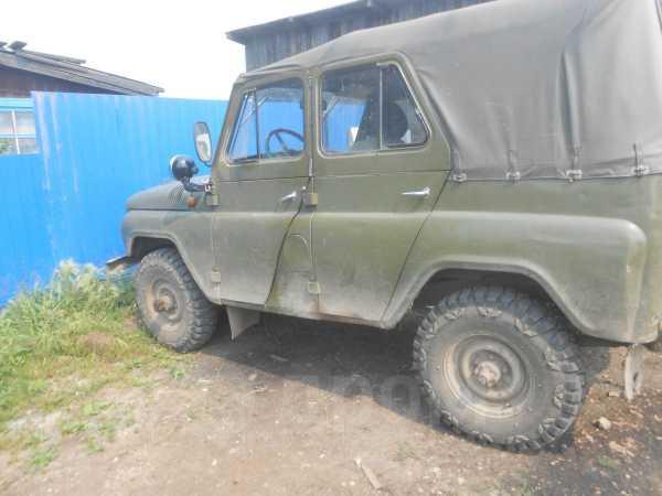 УАЗ 469, 1980 год, 100 000 руб.