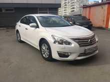 Новосибирск Nissan Teana 2015