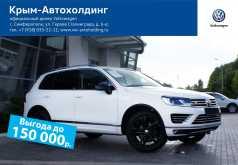 Симферополь Touareg 2018