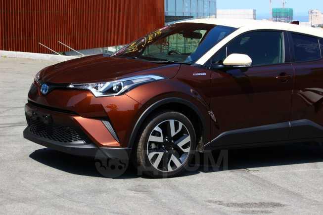 Toyota C-HR, 2018 год, 2 110 000 руб.