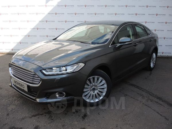 Ford Mondeo, 2018 год, 1 587 000 руб.