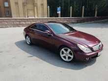 Mercedes-Benz CLS-класс, 2007 г., Челябинск