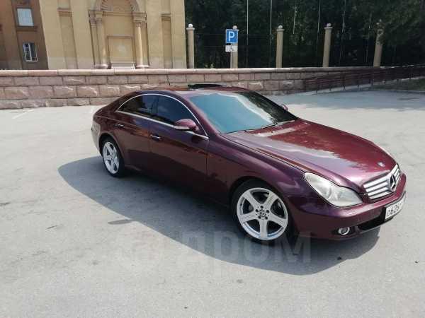 Mercedes-Benz CLS-Class, 2007 год, 678 000 руб.