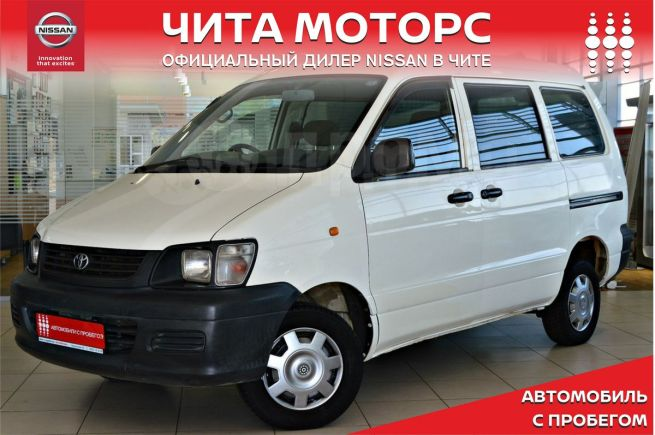 Toyota Town Ace, 2001 год, 259 000 руб.