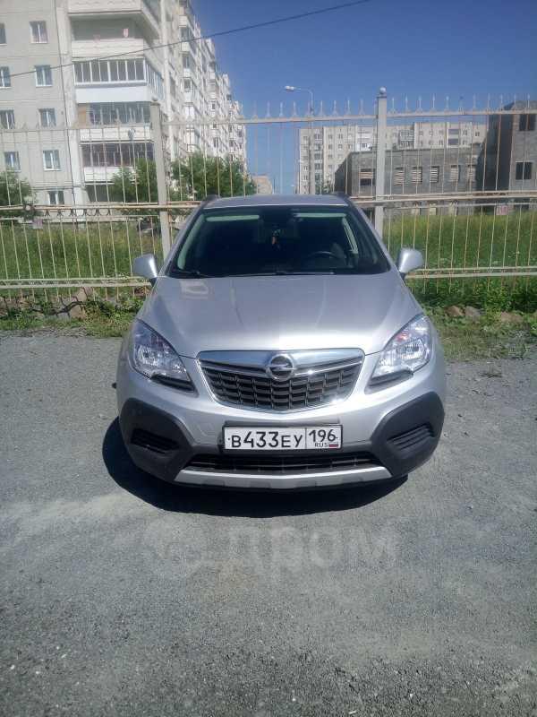 Opel Mokka, 2014 год, 670 000 руб.