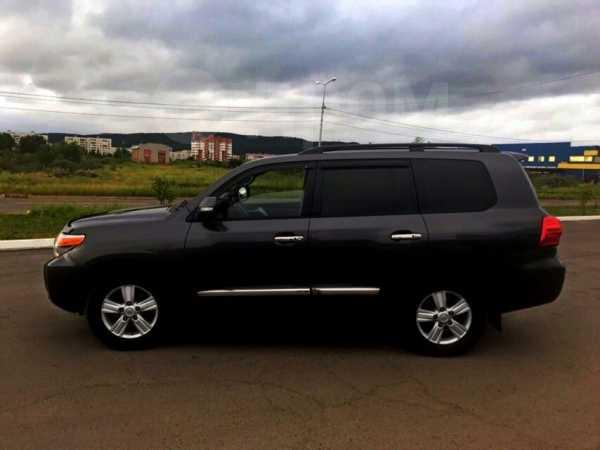 Toyota Land Cruiser, 2012 год, 2 438 000 руб.