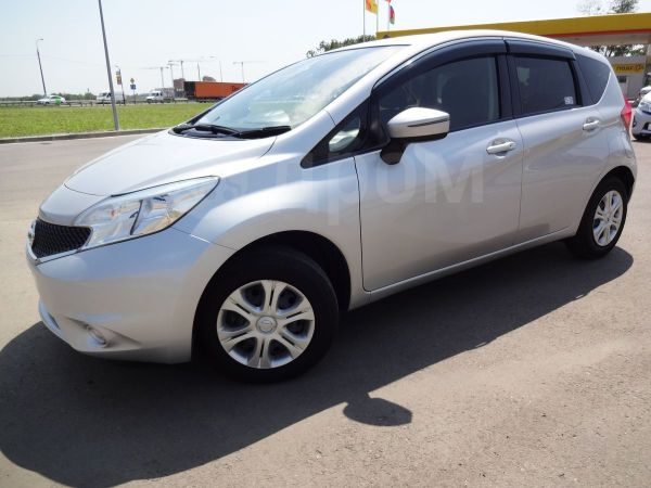 Nissan Note, 2015 год, 588 000 руб.