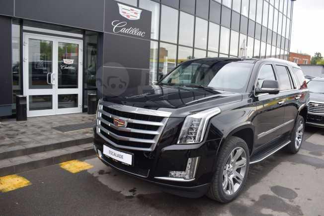 Cadillac Escalade, 2018 год, 6 450 000 руб.