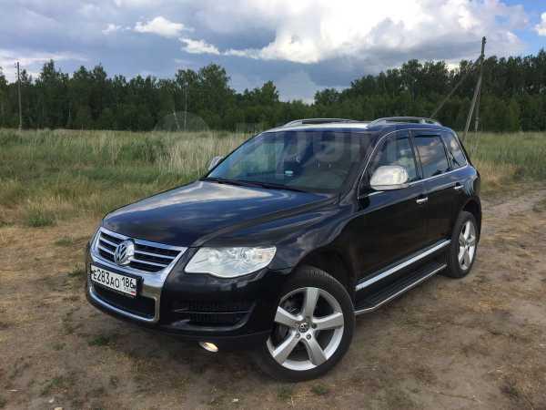 Volkswagen Touareg, 2009 год, 849 000 руб.
