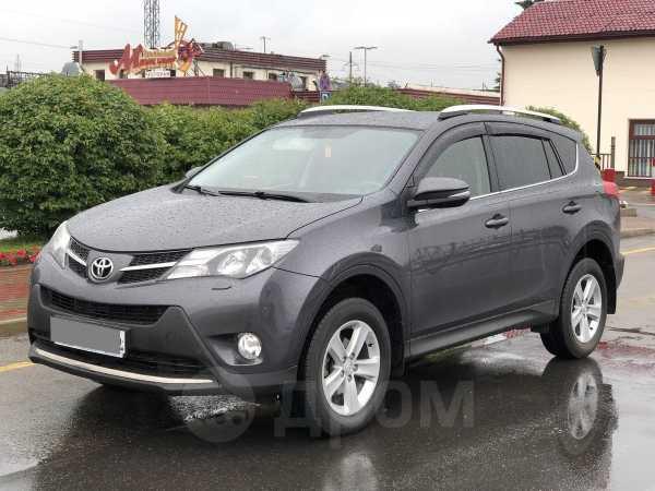 Toyota RAV4, 2013 год, 1 387 000 руб.
