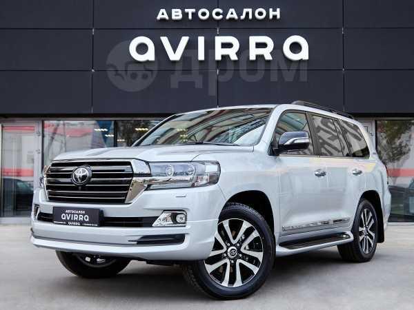 Toyota Land Cruiser, 2018 год, 5 374 000 руб.