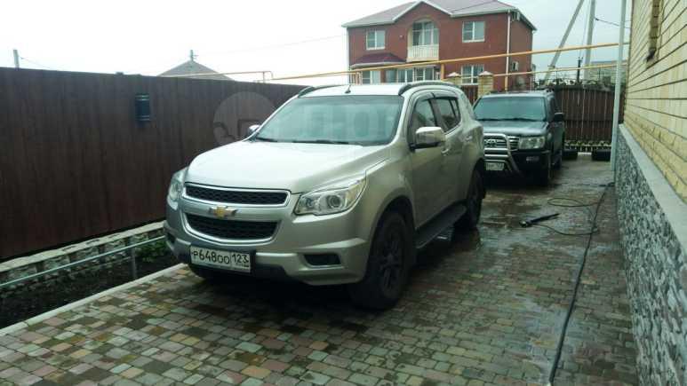 Chevrolet TrailBlazer, 2013 год, 1 480 000 руб.