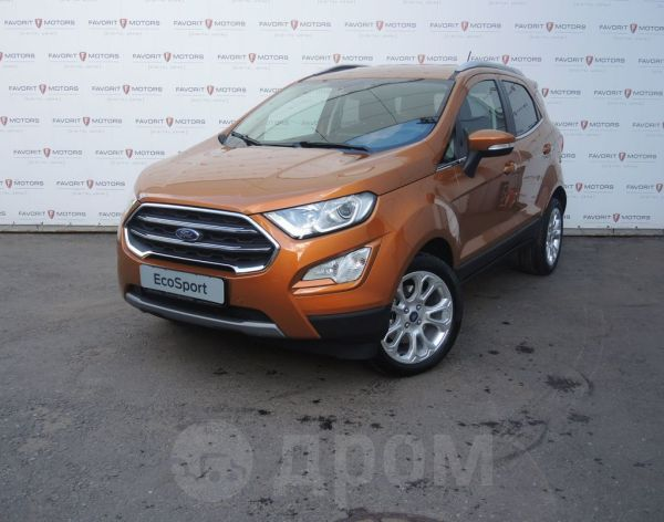 Ford EcoSport, 2018 год, 1 353 170 руб.