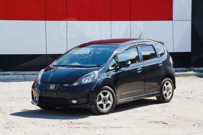 Honda Fit, 2012 год, 605 000 руб.