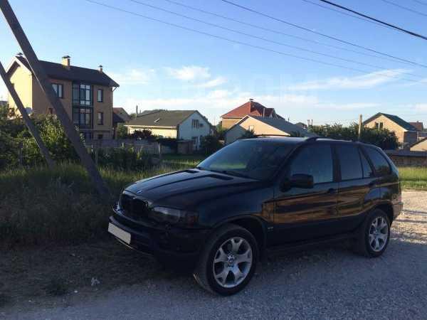 BMW X5, 2001 год, 600 000 руб.