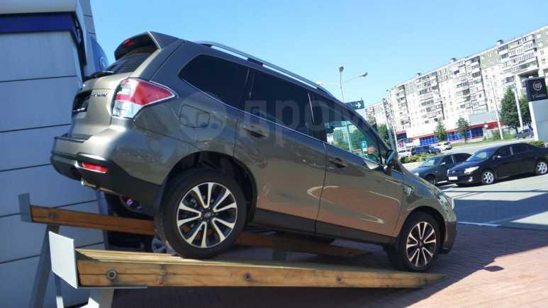 Subaru Forester, 2018 год, 1 974 900 руб.