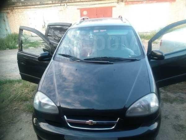 Chevrolet Rezzo, 2008 год, 240 000 руб.