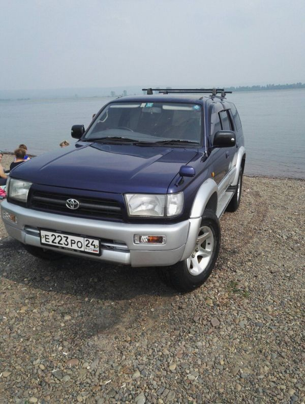 Toyota Hilux Surf, 1996 год, 510 000 руб.