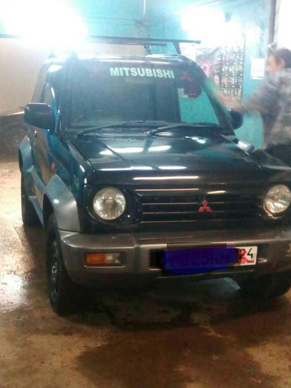 Mitsubishi Pajero Junior, 1995 год, 220 000 руб.
