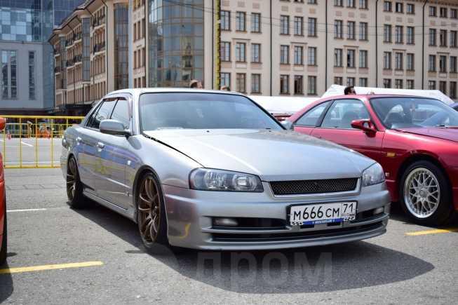 Nissan Skyline, 2000 год, 500 000 руб.