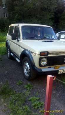 Барнаул 4x4 2121 Нива 1987