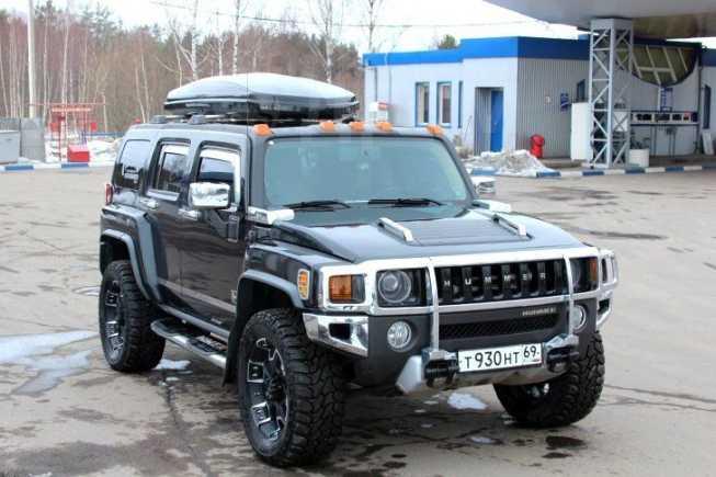 Hummer H3, 2007 год, 1 000 000 руб.