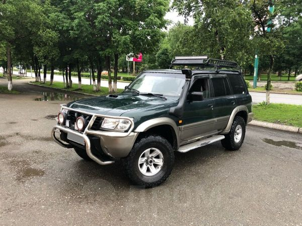Nissan Safari, 1998 год, 750 000 руб.