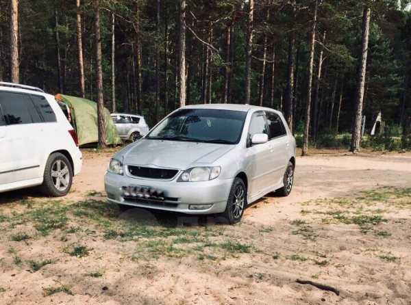 Toyota Corolla Runx, 2002 год, 370 000 руб.