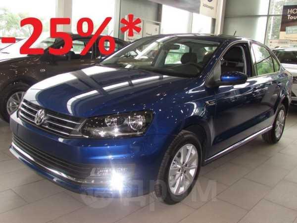 Volkswagen Polo, 2018 год, 959 500 руб.