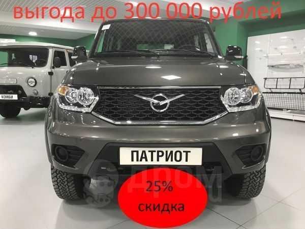 УАЗ Патриот, 2018 год, 806 400 руб.