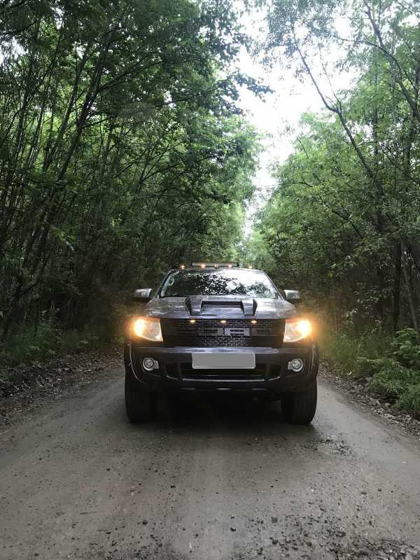 Ford Ranger, 2012 год, 1 350 000 руб.
