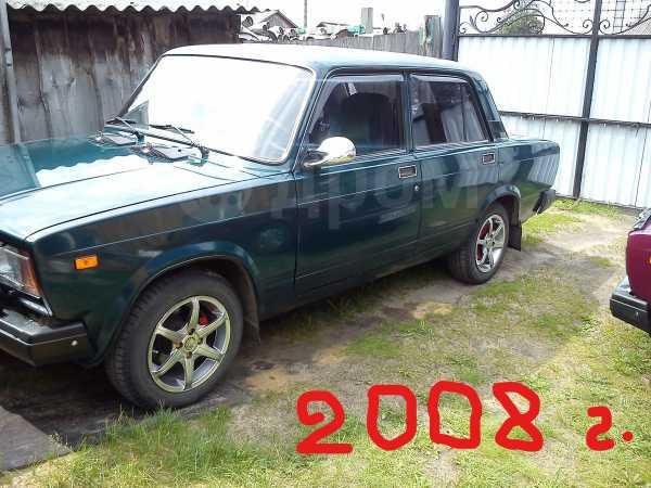 Лада 2107, 2004 год, 120 000 руб.