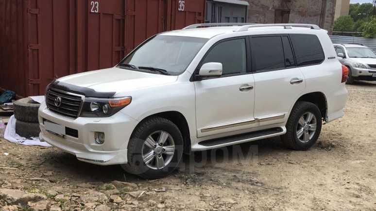 Toyota Land Cruiser, 2014 год, 3 440 000 руб.