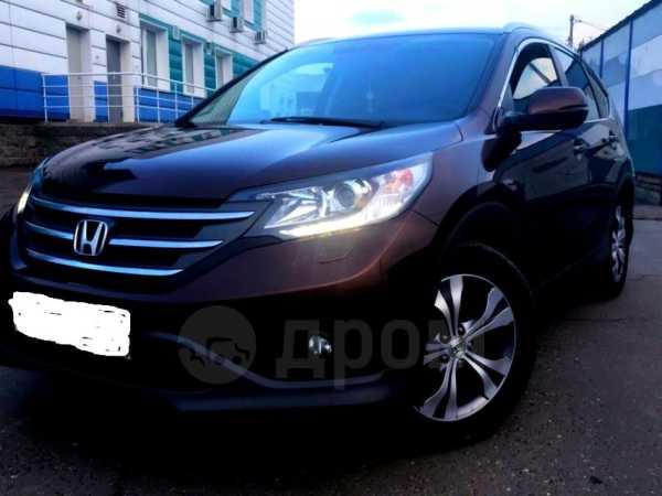 Honda CR-V, 2013 год, 1 228 000 руб.