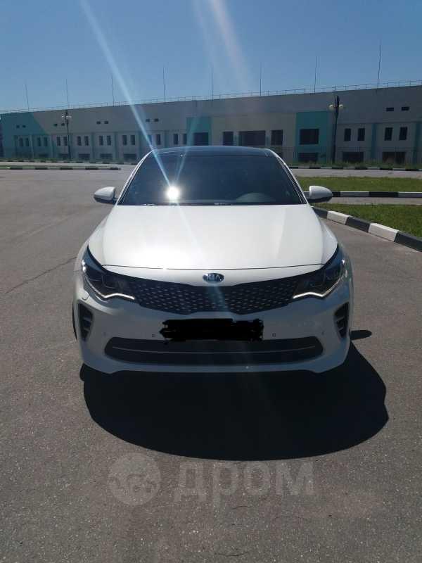 Kia Optima, 2017 год, 1 600 000 руб.