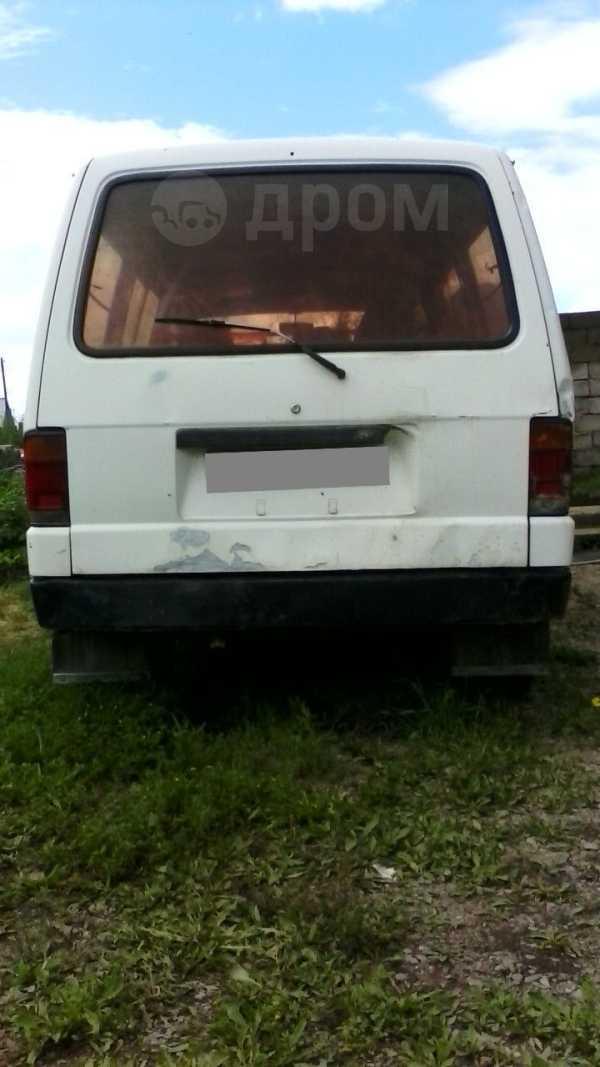 Mazda Bongo, 1990 год, 115 000 руб.