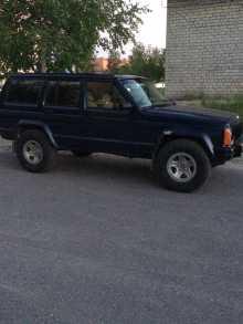 Радужный Cherokee 1990