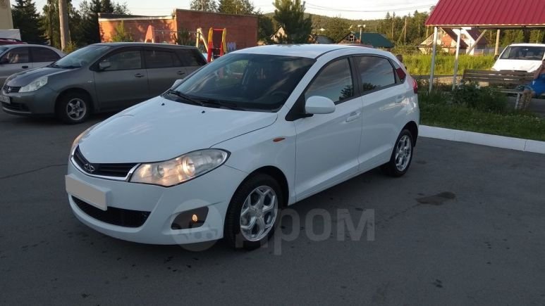 Chery Very A13, 2013 год, 220 000 руб.