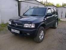 Кемерово Frontera 2002