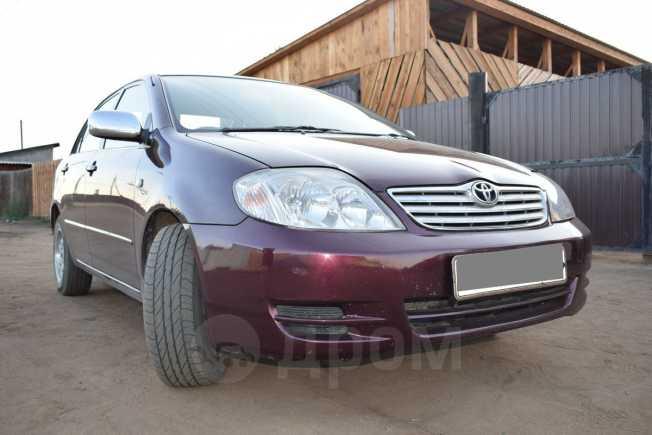 Toyota Corolla, 2003 год, 372 000 руб.