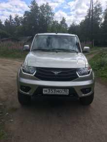 УАЗ Pickup, 2016 г., Санкт-Петербург