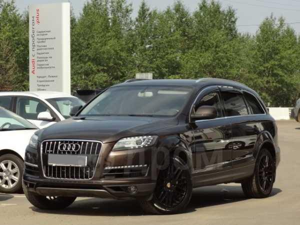 Audi Q7, 2009 год, 1 190 000 руб.