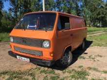 Барнаул Transporter 1989