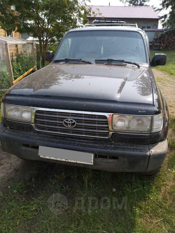 Toyota Land Cruiser, 1997 год, 580 000 руб.
