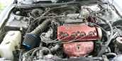 Honda Integra, 1997 год, 140 000 руб.