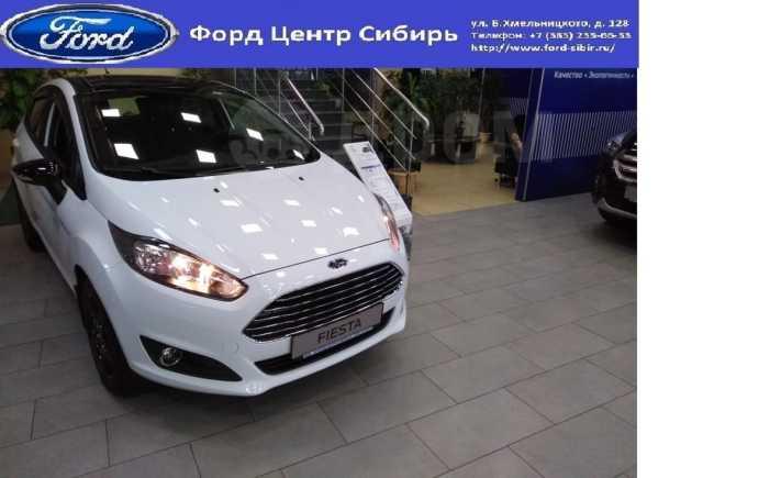 Ford Fiesta, 2018 год, 891 000 руб.